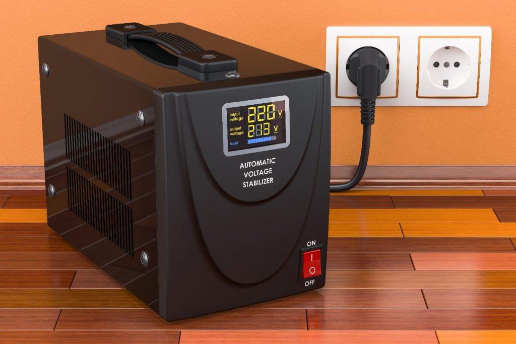 خرید استابلایزر ولتاژ برق