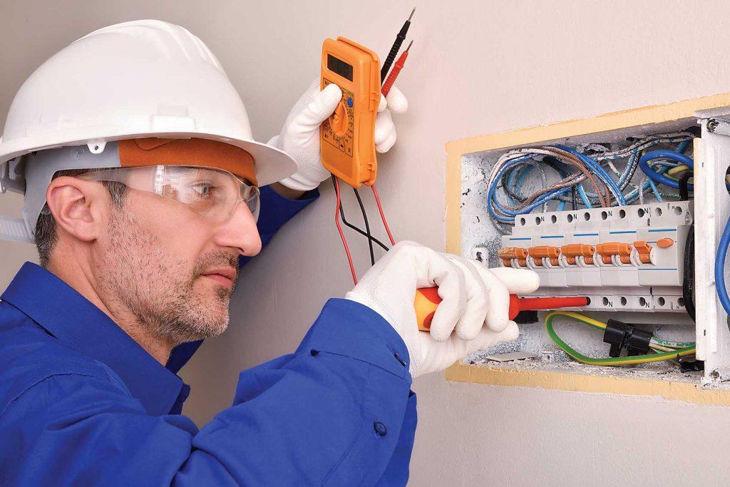 نکات ایمنی در برقکاری ساختمان