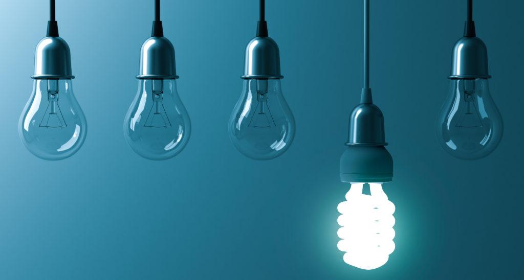 لامپ کم مصرق چیست؟